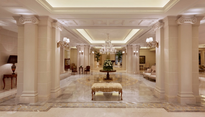 Foyer In Hotel : Top favourite hotel foyers tempting holidays